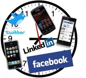 Facebook overload, tech balance